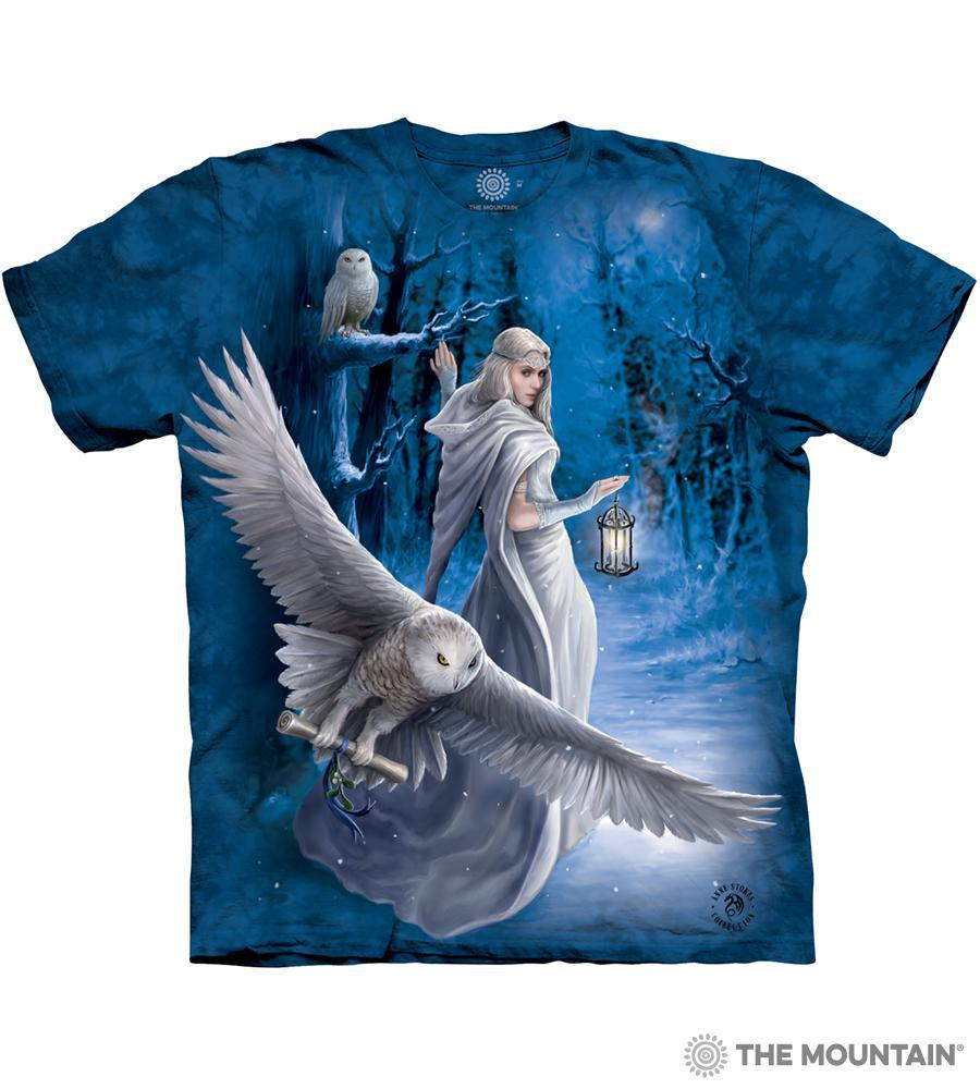 Midnight Messenger Owl T-Shirt 2XL
