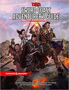 D&D Sword Coast Adventures Guide