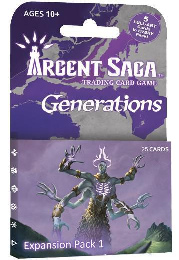 Argent Saga Generations Expansion Pack 1
