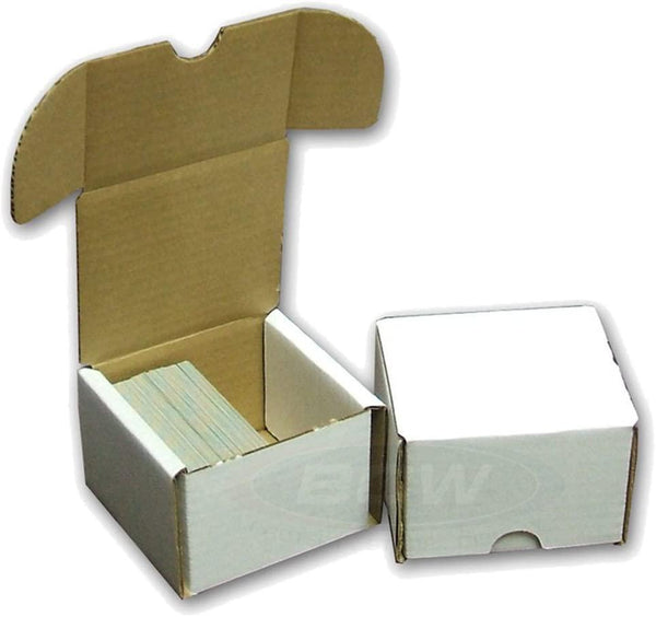 BCW 200 Card Storage Box