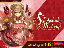 Load image into Gallery viewer, Vanguard Schokolade Melody Trial Deck