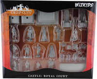 WizKids Deep Cuts: Towns People Castle Royal Court