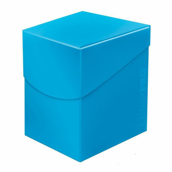Ultra Pro 100ct Lt Blue deck box