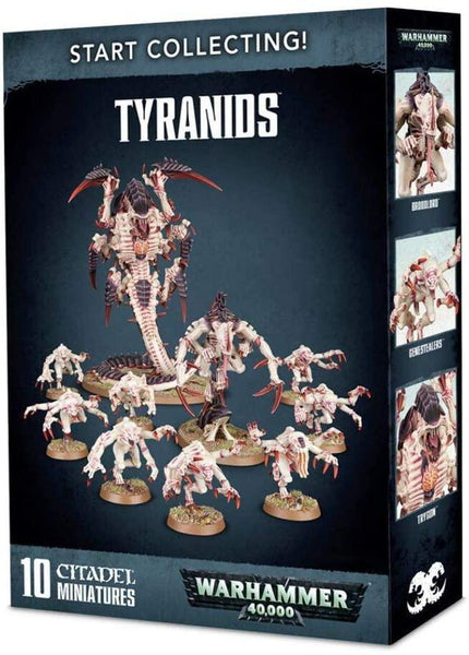 Warhammer 40k Start Collecting Tyranids