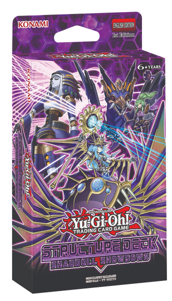 Yugioh Shaddoll Structure Deck