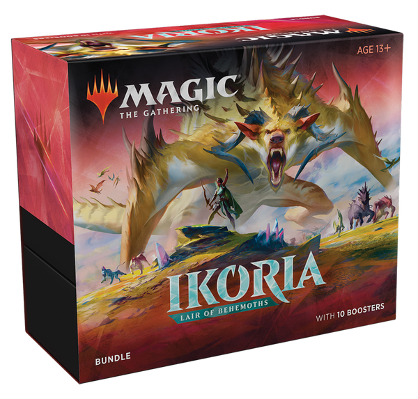 MTG Ikoria Land of the Behemoths Bundle