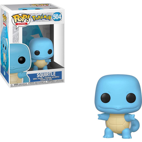 Pokemon Squirtle Pop Figurine
