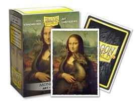 Dragon Shield 100CT Box Matte Art Sleeves Mona Lisa