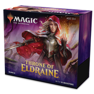 MTG Throne of Eldraine Bundle Box