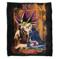 Yugioh Plush Throw Blanket