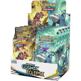 Pokemon Cosmic Eclipse Theme Decks
