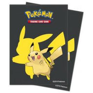 Ultra Pro Sleeves Pokemon 2019 Pikachu 65-Count