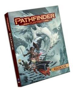 Pathfinder Playtest Hardcover Rule Book