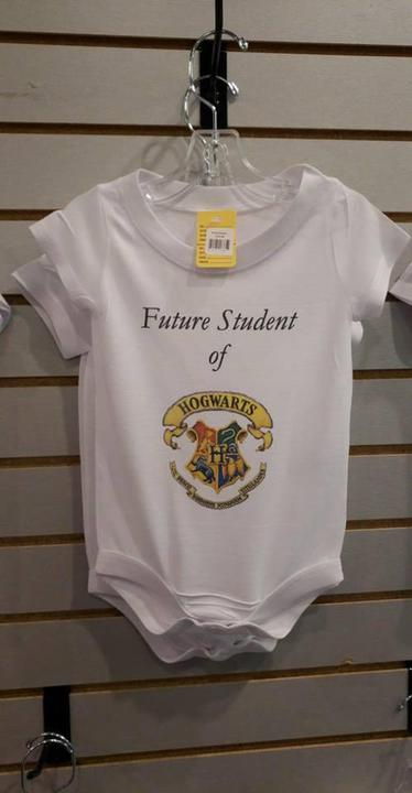 Future Hogwarts Student 6 months one piece