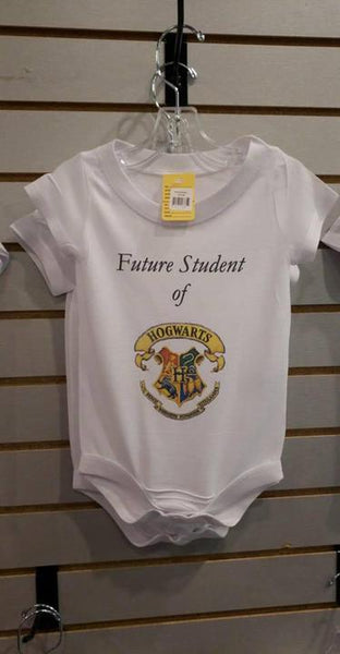 Future Hogwarts Student one piece 12 months