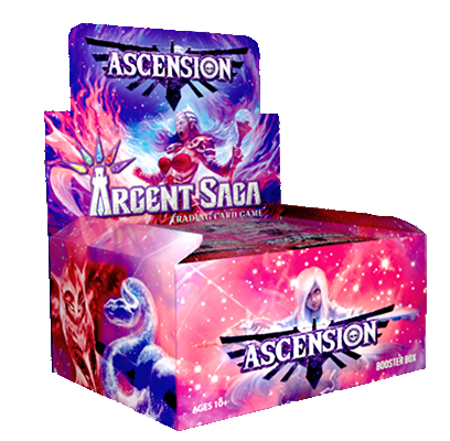Argent Saga  Ascension Booster PACK