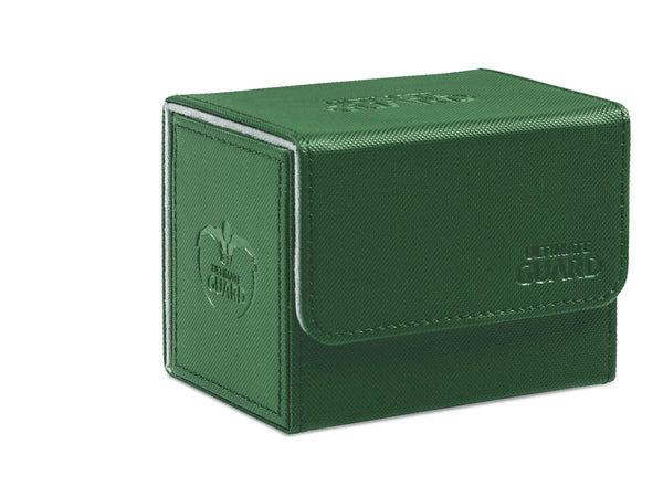 Ultimate Guard Sidewinder 100ct Deck box Green