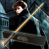 Fantastic Beasts Newt Wand