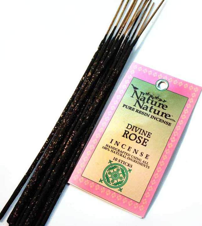 Nature Divine Rose Resin Stick