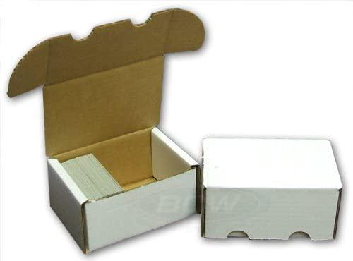 BCW 300 Card storage box