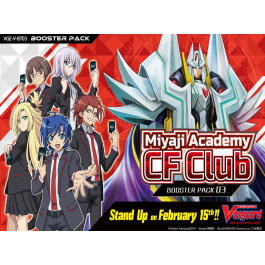 Vanguard Miyaji Academy CF Club Booster Pack