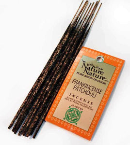 Nature Frankincense Patchouli Resin Stick
