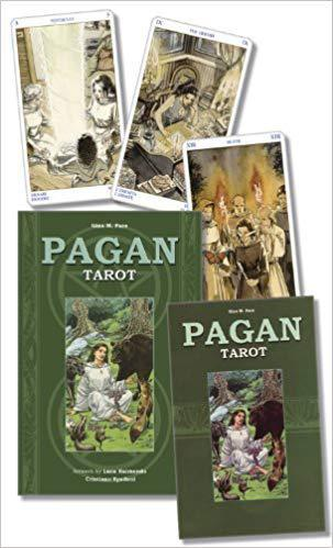 Pagan Tarot deck Kit