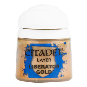 Citadel Liberator Gold Layer Paint