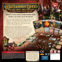 Load image into Gallery viewer, Warhammer Quest Game