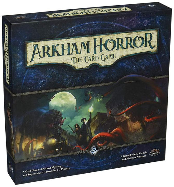 Arkham Horror the card game
