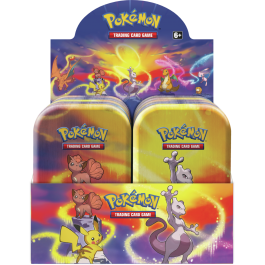 Pokemon Kanto Power Mini Tins
