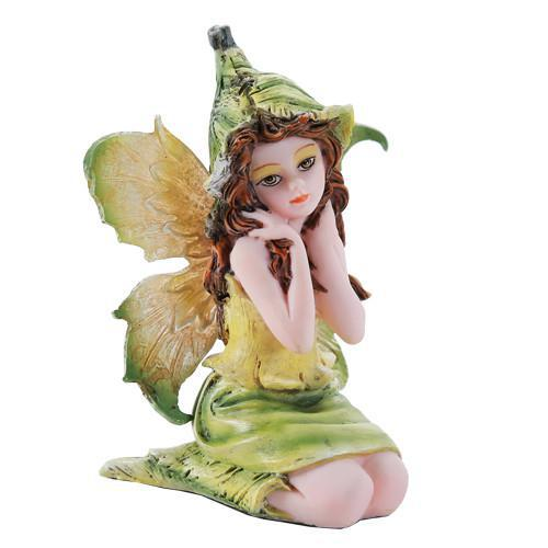 Small Sitting Fairy Statue