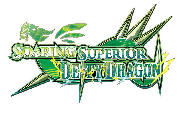 Buddyfight  Soaring Superior Deity Dragon Booster
