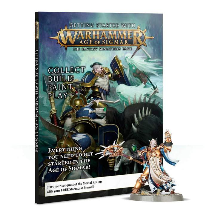 Getting Started with Warhammer Age of Sigmar Kit