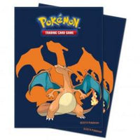 Ultra Pro Sleeves Pokemon Charizard 65-Count