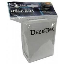 Ultra Pro 60ct Clear Deck Box