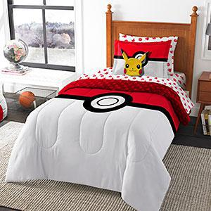 Pokemon Full Size Bed in a bag set