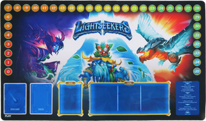 Lightseekers 2018 Edition Playmat