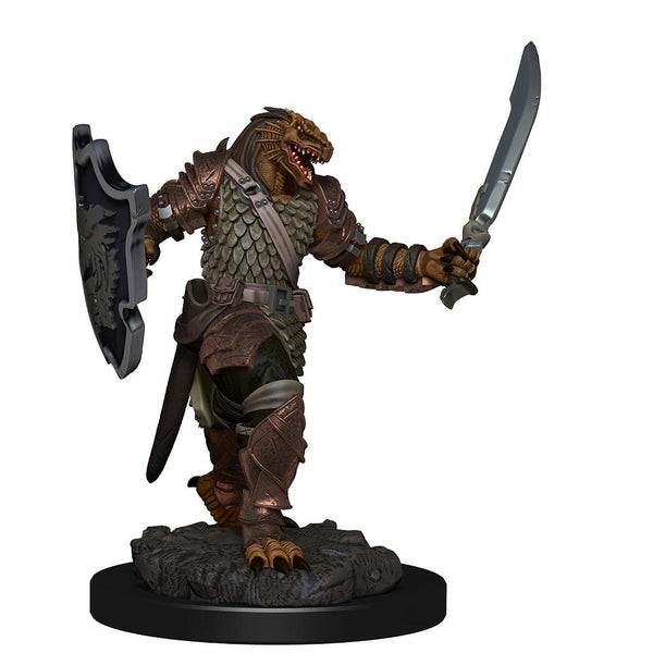 D&D Icons of the Realms Premium Figure Dragonborn Female Paladin