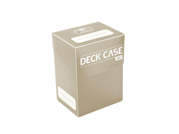Ultimate Guard Deck Case 80+ Standard Sand