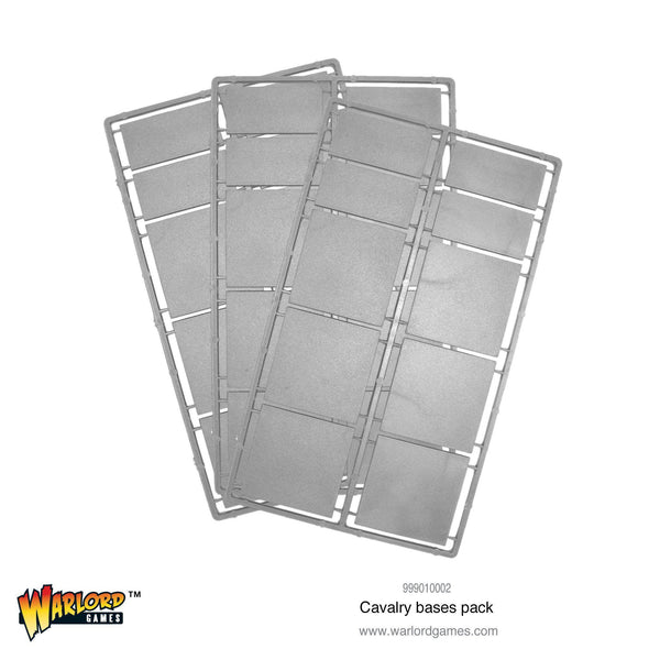 Warlord Games Cavalry Bases (pack of 3)