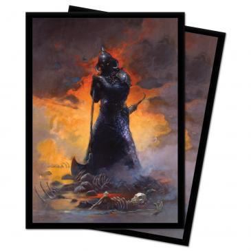 Ultra Pro Sleeves Frank Frazetta Death Dealer III 100-Count