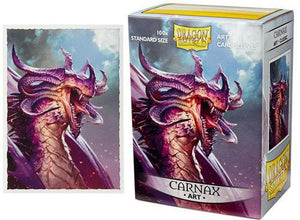 Dragon Shield 100ct STD Art Classic sleeve Carnax