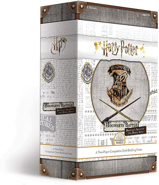 Harry Potter Hogwarts Battle Defense Against The Dark Arts Game