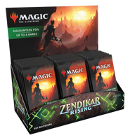 Magic: The Gathering - Zendikar Rising Set Booster Box