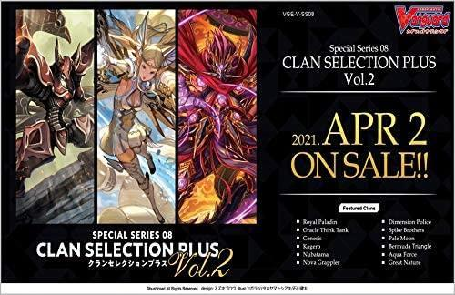 Vanguard Special Series 8 - Clan Selection Plus Volume 2