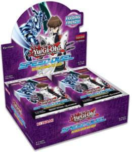 Yugioh Speed Duel Attack from the Deep Booster Pack