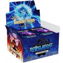 Argent Saga Revelations Booster Pack