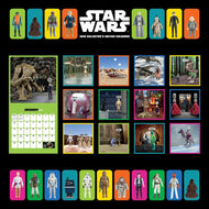 2019 Star Wars Collector's Edition Calendar