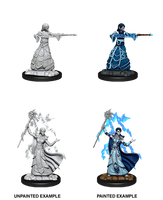 D&D Nolzur's Marvelous Unpainted Miniatures: W12 Female Elf Wizard